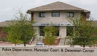 Police Department, Municipal Court, and Detention Center