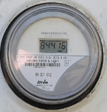 Digital Electric Meter