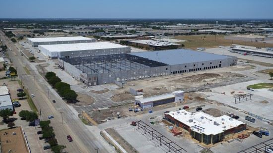 Jupiter Miller Business Park Redevelopment Project Underway in the Industrial District